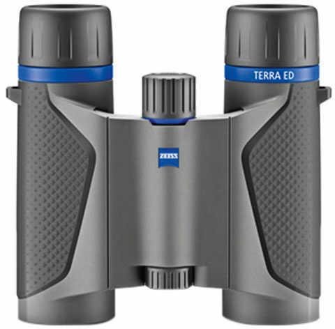 Carl Zeiss Sports Optics Zeiss Terra Compact Binoculars 10x25 Matte