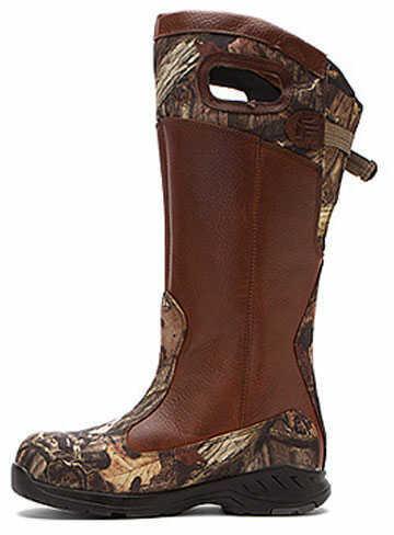Lacrosse Ringneck 18 Inch Snake Boot Mossy Oak Break Up Country Size 10 1/2 Md: 541022M-101/2