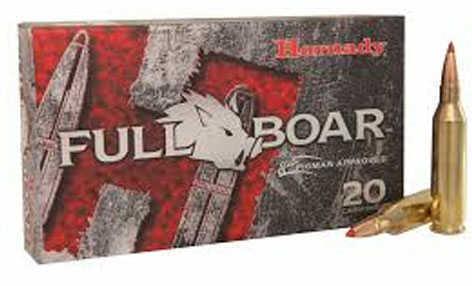 Hornady Full Boar 243 80gr G-Max 20rds/Box 80454