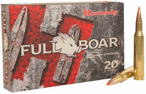 Hornady Full Boar 270 Ammo 130gr G-Max 20Rds/Box 80527