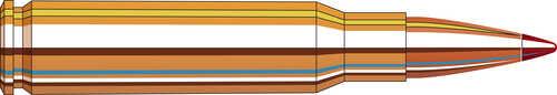 Hornady 308 Winchester 178 Grain ELD-X Precision Hunter Ammunition, 20 Rounds Per Box
