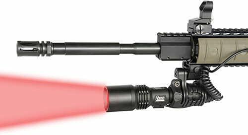 Viridian Weapon Technologies V200 Illuminator Light Led Red 300yd