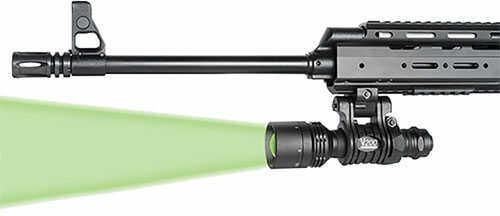 Viridian Weapon Technologies V Series Long Range Illuminator - Viridian V100 Light Green LED 200 yard Range