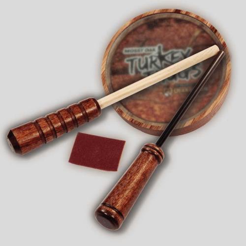 Quaker Boy Quakerboy Turkey Thug Rimshot Glass Pot