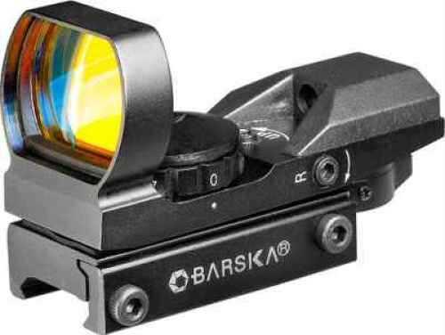 Barska Optics 1x, 22x33, Multi Reticle Sight AC10632