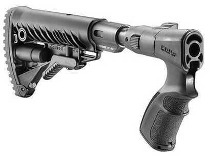Mako Group Mako M4 Col BUTTSTK W/SA Rem870 Blk
