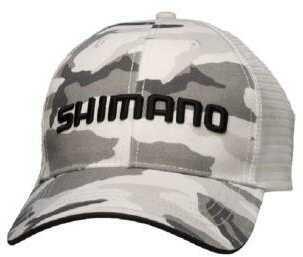 Shimano Smokey Trucker Cap Camo