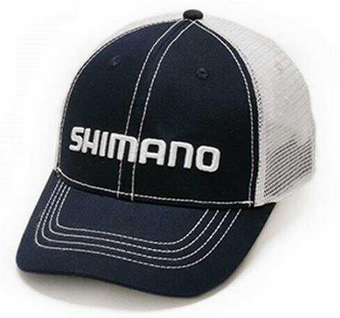 Shimano Smokey Trucker Cap- Navy