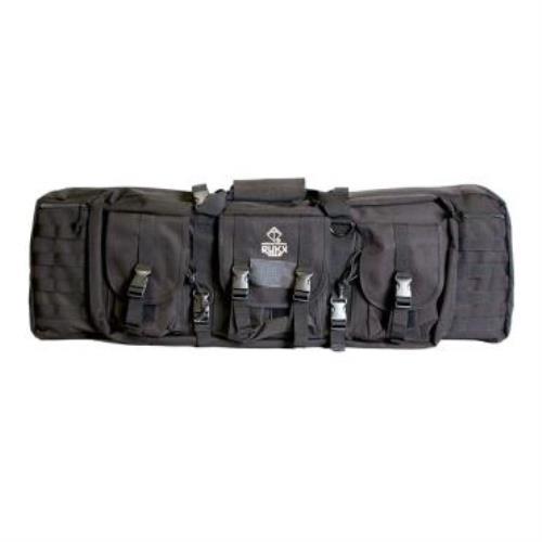 """American Tactical Imports ATI Rukx 36"""" Tactical 2-Gun Case Black ATICT36DGB"""