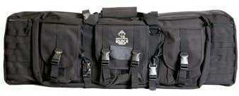 "American Tactical Imports ATI Tactical 46"" Single Rifle Gun Case Black Rukx Gear ATICT46SGB"