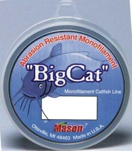 Mason Tackle Mason Bigcat Premium Monofilament 250 Yard 20 Pound
