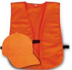 Outdoor Cap ODC Blaze Cap/Vest Combo