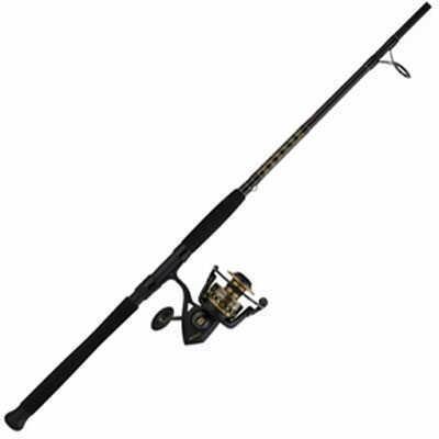 Pure Fishing / Jarden Penn Battle II 6BB 5.6-9' Medium Heavy Combo