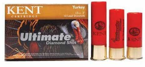"Kent Cartridges Kent Ultimate Diamond Shot Turkey 20 Ga 3"" 1 1/4Oz 10 rounds Per Box Shotshells"