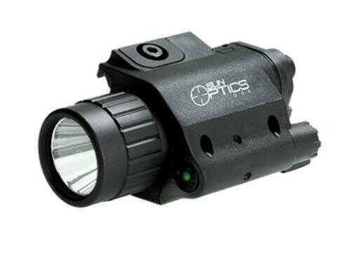 Sun Optics Sun 750lm Clr Light/5mw Green Laser