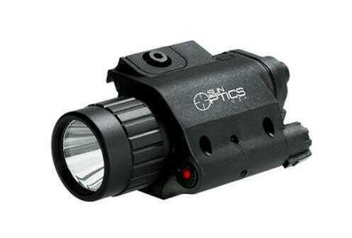 Sun Optics Sun 750 Lumen Clr Light/5mw Red Laser