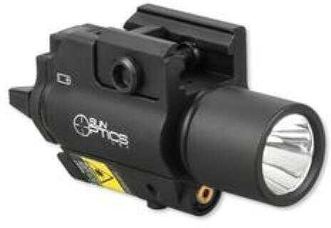 Sun Optics Sun Compact 250 LUM Light/Grn Laser