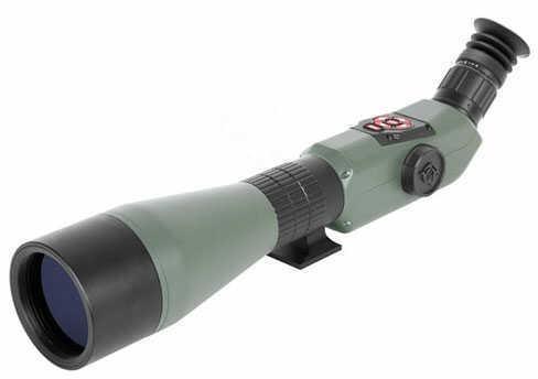 ATN X-Spotter Smart HD Spotting Scope 20-80x Day/Night Digital HD Gray