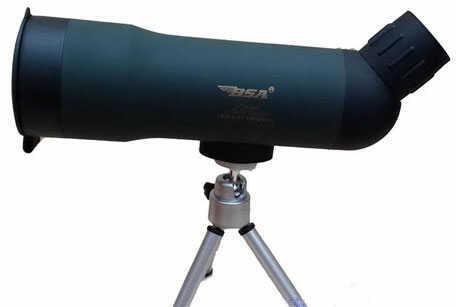 BSA 20x50 Spotting Scope Matte