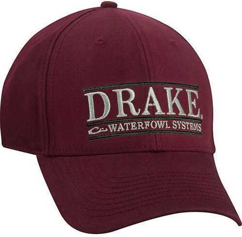 Drake Waterfowl Drake GAMEDAY Series Cap Garnet/Gry