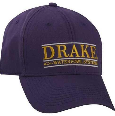 Drake Waterfowl Drake GAMEDAY Series Cap Purple/YEL