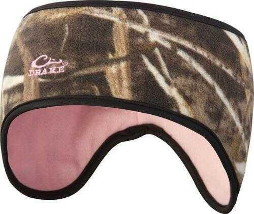 Drake Waterfowl Lady Drake Ear Warmer Max-5/Pink
