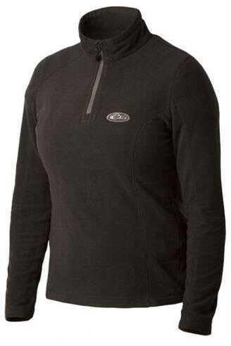 Drake Waterfowl Lady Drake Camp Micro Fleece Black Size- Medium