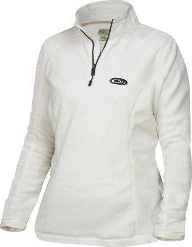 Drake Waterfowl Lady Drake Camp Micro Fleece White Size-xs