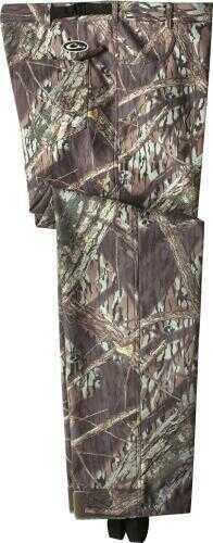 Drake Waterfowl Drake Bonded Windproof Fleece Pants, Mossy Oak Shadow Branch, XL Md: DW2440-021-4