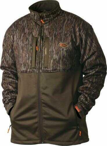Drake Waterfowl Non-typ Silent Full Zip Jacket btld
