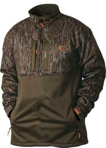 Drake Waterfowl Non-TYP Silent 1/4 Zip Jacket BTMLD Size 2XLarge