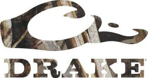 Drake Waterfowl Drake Logo Window Decal Max-5