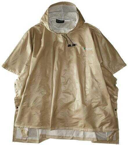 Frogg Toggs® Ultra-Lite2™ Poncho, Khaki Md: FTP1714-04