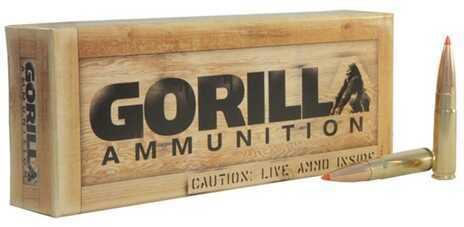 Gorilla Ammunition Company Gorilla 308 Winchester 175 Grains