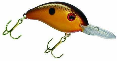 Strike King Lures Pro Model Crankbait (Baby Carp) Md: HC3XD-556