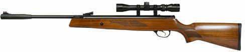 Hatsan USA Hatsan 95 Air Rifle Walnut Stock Combo, Vortex Gas Spring with 3-9X32 HC95177