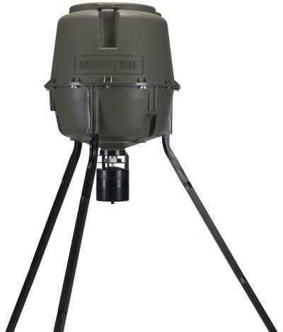 Moultrie Feeders 30 Gallon Pro Lock Tripod Quick Lock