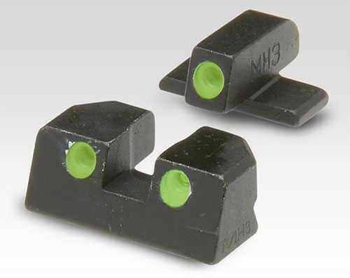Mako Group Sig Sauer Tru-Dot Night Sights - 9mm & 357 Sig ML10110