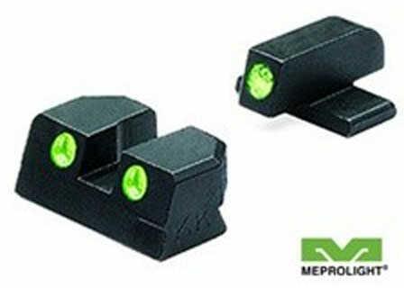 Mako Group Mepro Heckler & Koch Tru-dot Night Sights - Hk Usp ML11516