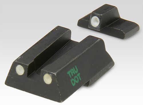 Mako Group Mepro Heckler & Koch Tru-dot Night Sights - Hk 45, 45c, P30, & Vp9 ML11545