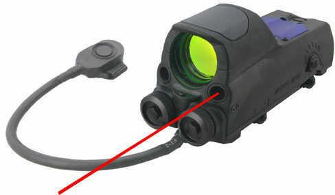 Mako Group Mepro Reflex Sight/Red Laser Quick Release Top 4.3 MOA MOR-DOT