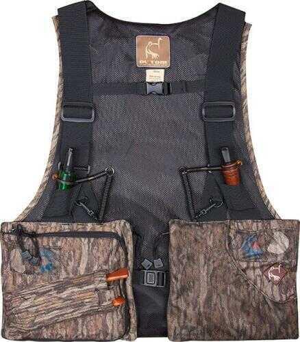 Drake Waterfowl Ol' Tom Men's Dura Lite Time & Motion Essentials Camo Vest Md: OT24806