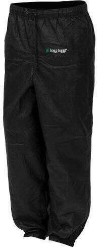 Frogg Toggs C50 Pro Action Rain Pants-black Size-2x