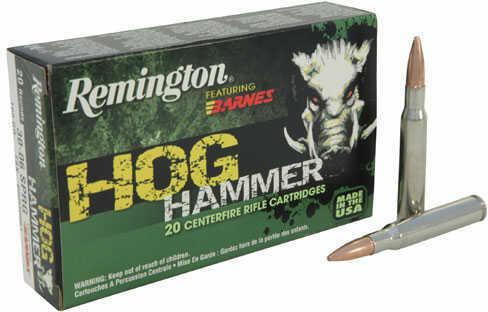Remington Hog Hammer 308 168Gr 20 Box