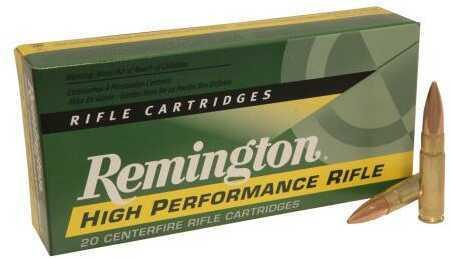 Remington High Performance 300 AAC Blackout 220 Grain Open Tip Match Ammunition, 20 Rounds Per Box Md: 21509