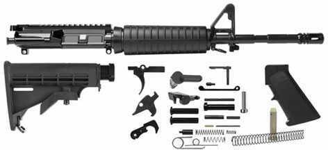 """Del-Ton Delton 16"""" M4 Rifle Kit Magpul"""