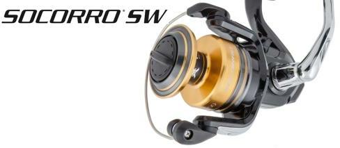 Shimano Socorro Sw 4bb 4.9 Spin