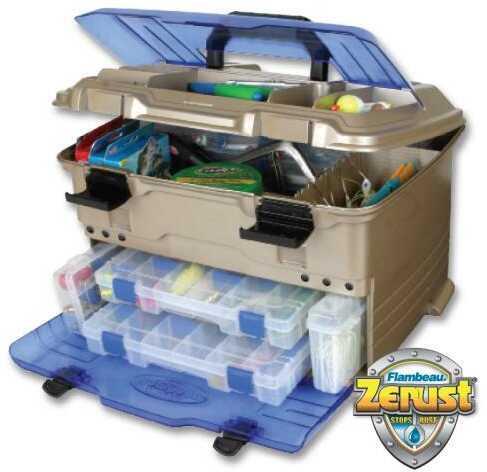 Flambeau Pro Multi-loader Tacklebox W/7boxes