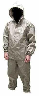 Frogg Toggs Ultra Lite Rain Suit Khaki Size-xl