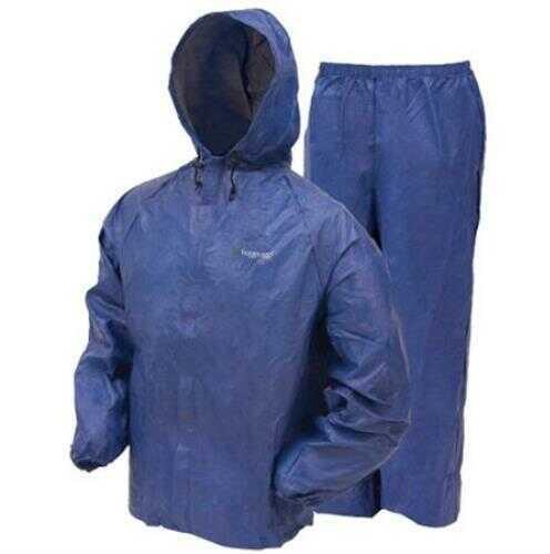 Frogg Toggs® Ultra-Lite2™ Rain Suit, Blue, Medium Md: UL12104-12-M